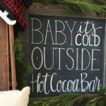 Vintage Rustic Plaid Christmas Party on Kara's Party Ideas | KarasPartyIdeas.com (4)