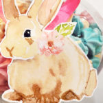 Bunnies in Springtime Birthday Party on Kara's Party Ideas | KarasPartyIdeas.com (1)