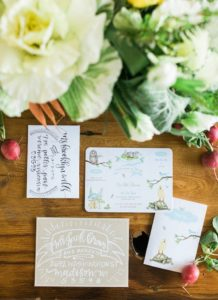 Party signage + stationery from a Celebrate Spring Party on Kara's Party Ideas | KarasPartyIdeas.com (55)