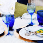 Intimate Boho Dinner for Two on Kara's Party Ideas | KarasPartyIdeas.com (1)