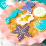 Magical Mermaid Birthday Party on Kara's Party Ideas | KarasPartyIdeas.com (2)
