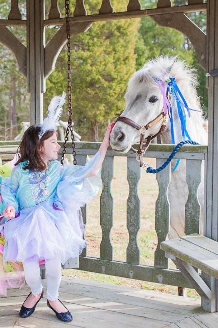 Magical Unicorns, Fairies & Rainbows Birthday Party on Kara's Party Ideas | KarasPartyIdeas.com (14)