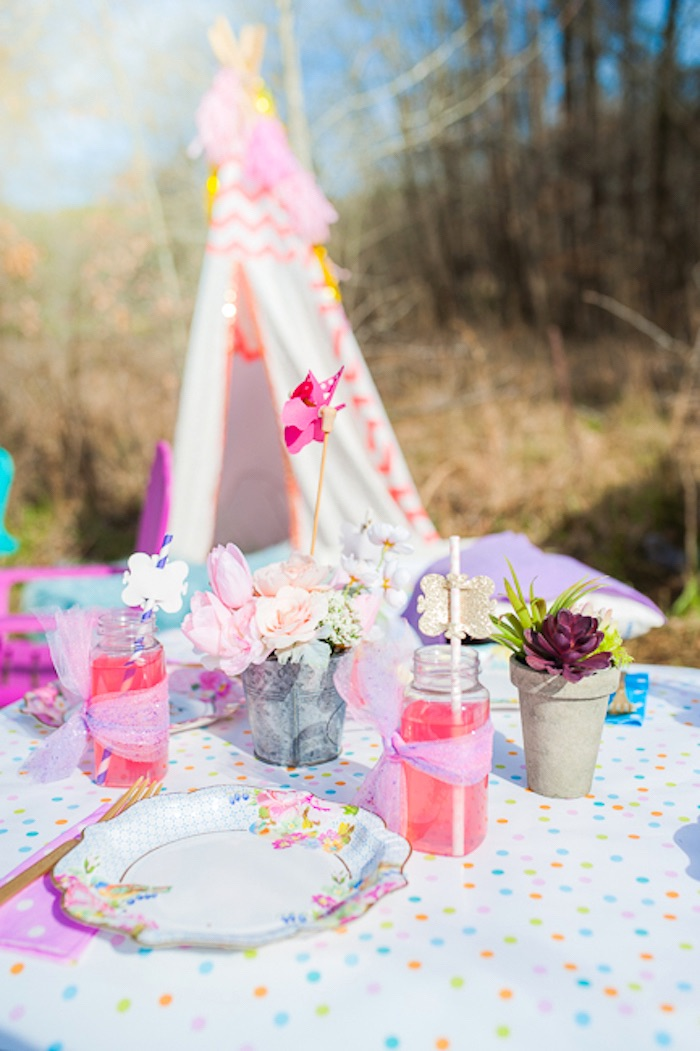 Kara S Party Ideas Magical Unicorns Fairies Amp Rainbows