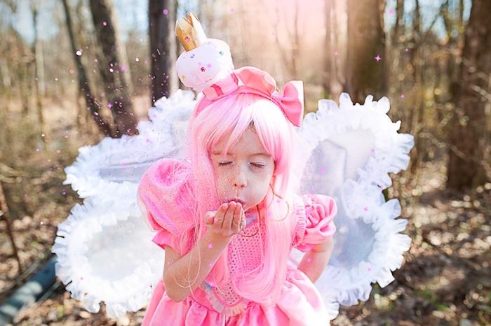 Magical Unicorns, Fairies & Rainbows Birthday Party on Kara's Party Ideas | KarasPartyIdeas.com (4)