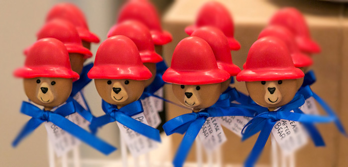 Paddington Bear Birthday Party on Kara's Party Ideas | KarasPartyIdeas.com (3)