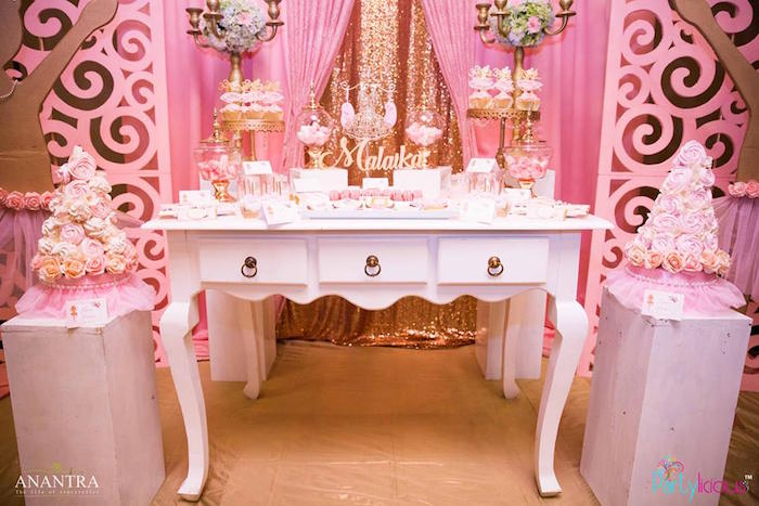 Pink Ballerina Birthday Party on Kara's Party Ideas | KarasPartyIdeas.com (36)