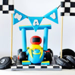 Race Car Birthday Party on Kara's Party Ideas | KarasPartyIdeas.com (2)