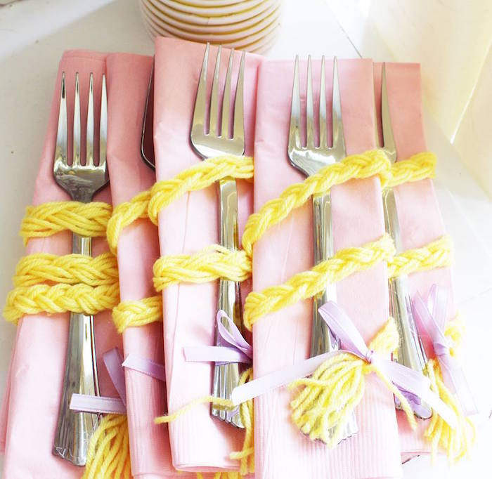 Kara's Party Ideas Rapunzel Birthday Party