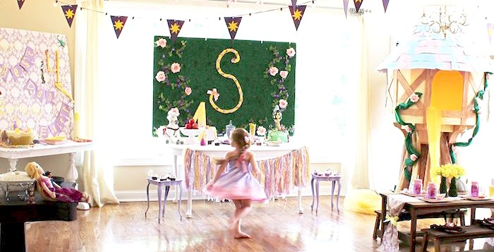 Karas Party Ideas Tangled Archives