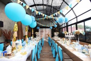 Royal Mickey Mouse Baby Shower on Kara's Party Ideas | KarasPartyIdeas.com (5)