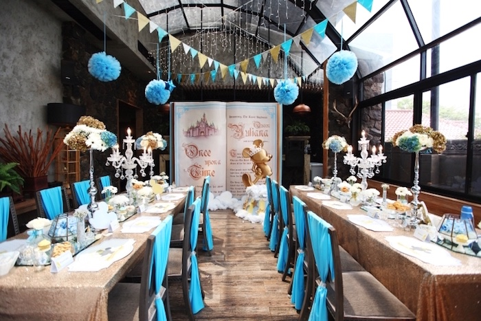 Royal Mickey Mouse Baby Shower on Kara's Party Ideas | KarasPartyIdeas.com (8)