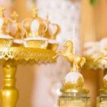 Royal Prince 1st Birthday Party on Kara's Party Ideas | KarasPartyIdeas.com (3)