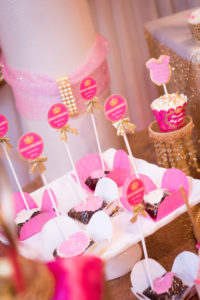 Sweets from a Royal Princess Baby Shower on Kara's Party Ideas | KarasPartyIdeas.com (4)