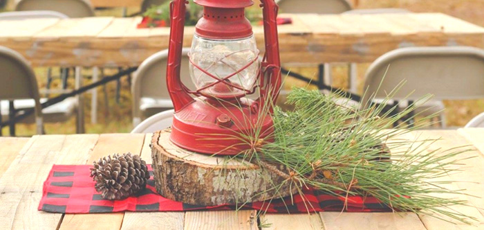 Rustic Lumberjack Birthday Party on Kara's Party Ideas | KarasPartyIdeas.com (2)