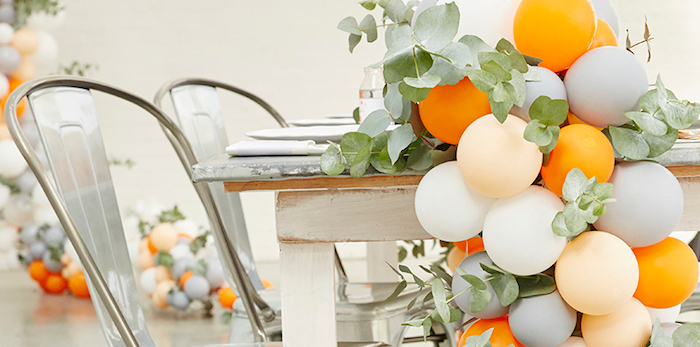 Rustic Modern Woodland Party on Kara's Party Ideas | KarasPartyIdeas.com (2)