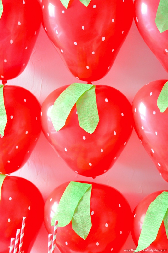 kara u0026 39 s party ideas berry sweet strawberry valentine u0026 39 s day