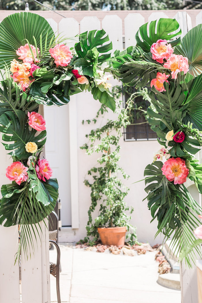 Tropical Christmas Party Ideas.Kara S Party Ideas Tropical Birthday Party Kara S Party Ideas
