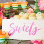 Tropical Birthday Party on Kara's Party Ideas | KarasPartyIdeas.com (1)