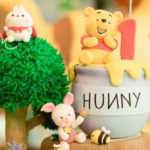Winnie the Pooh 1st Birthday Party on Kara's Party Ideas | KarasPartyIdeas.com (1)
