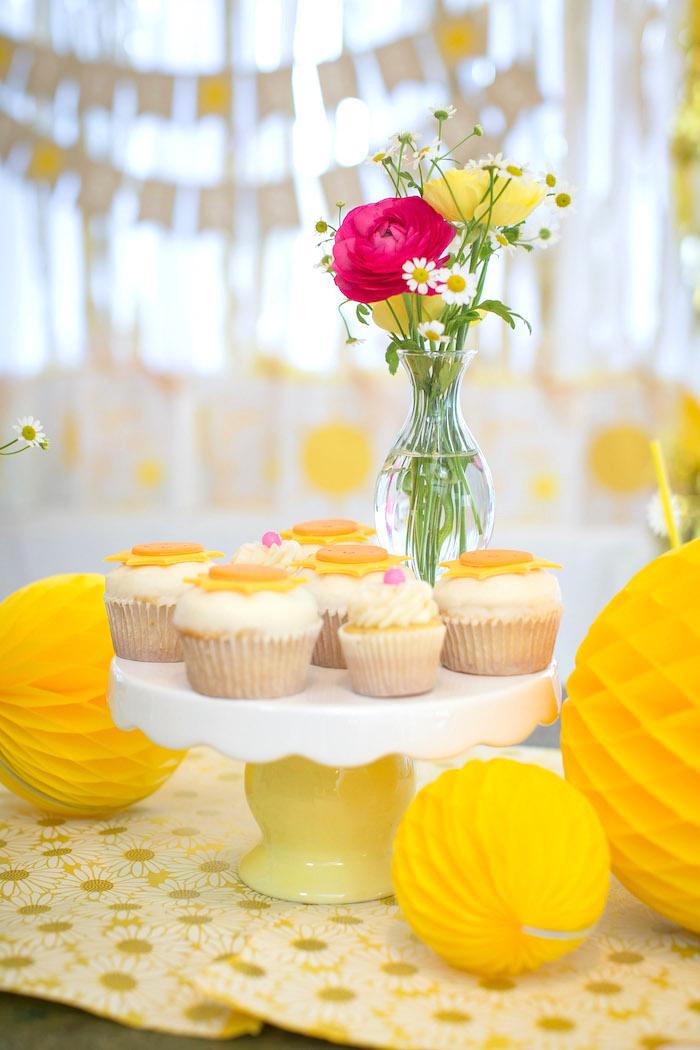 You Are My Sunshine Birthday Party on Kara's Party Ideas | KarasPartyIdeas.com (21)