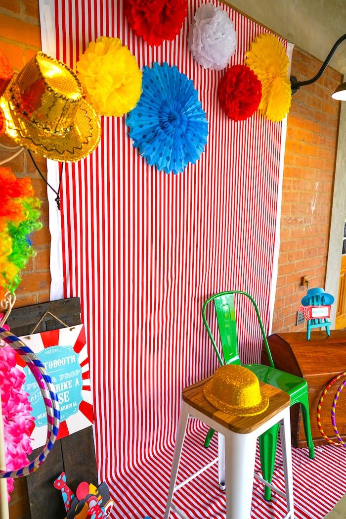 Kara S Party Ideas Backyard Carnival Party Kara S Party