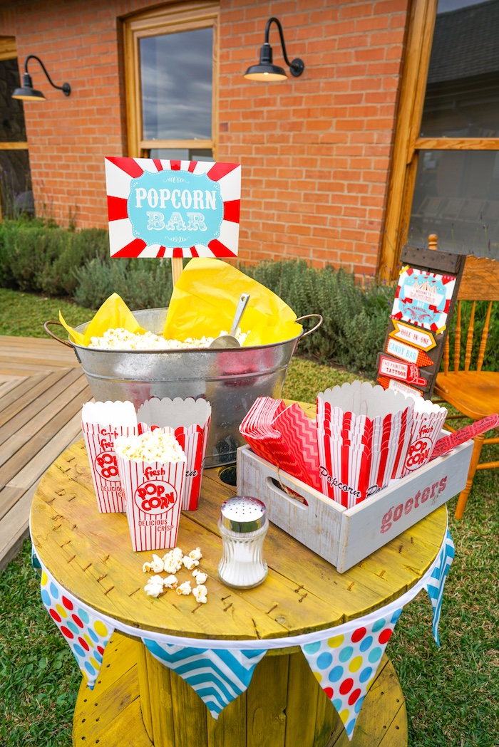 carnival photo booth and fun carnival games backyard carnival party