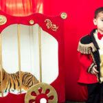 Big Top Circus Birthday Party on Kara's Party Ideas | KarasPartyIdeas.com (1)