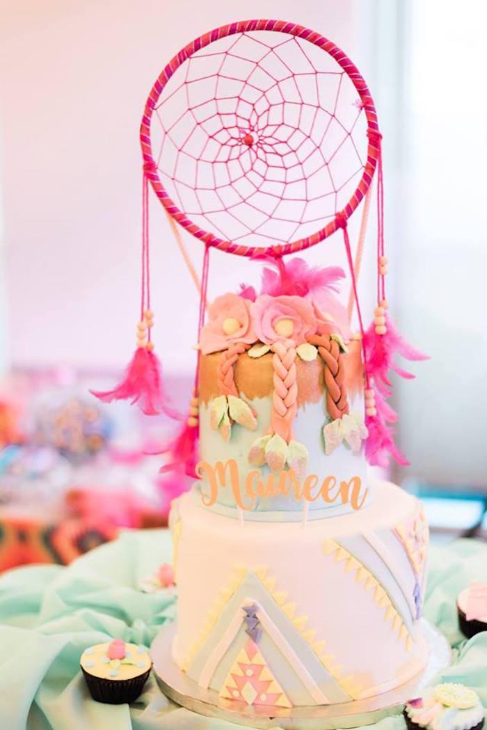 Kara S Party Ideas Bohemian Coachella Inspired Birthday