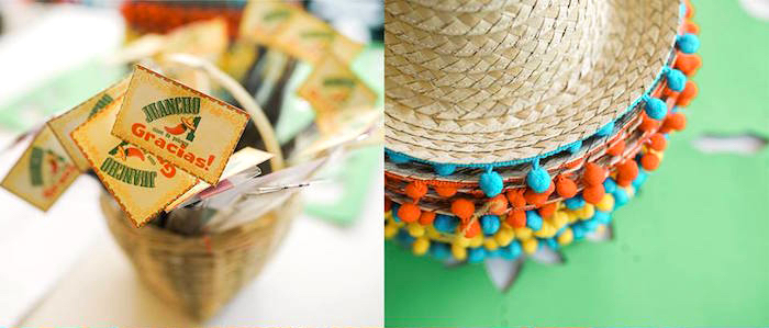 Cactus Fiesta Birthday Party on Kara's Party Ideas | KarasPartyIdeas.com (3)