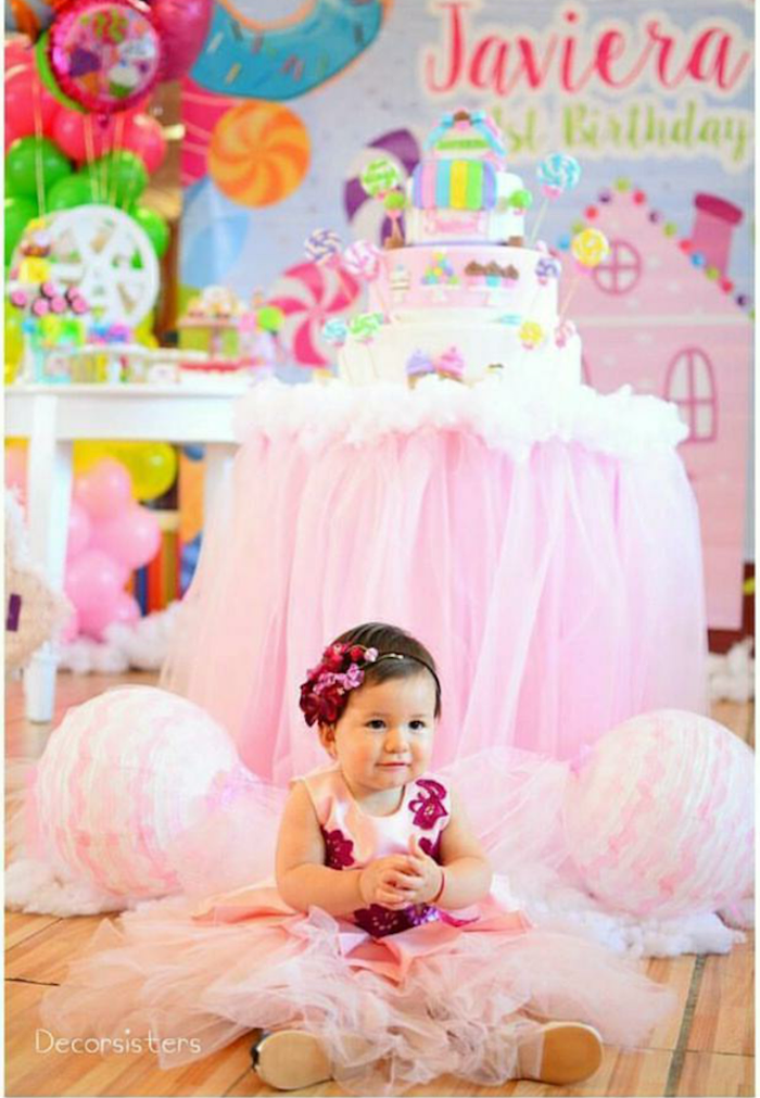 Candy Land Birthday Party on Kara's Party Ideas | KarasPartyIdeas.com (16)