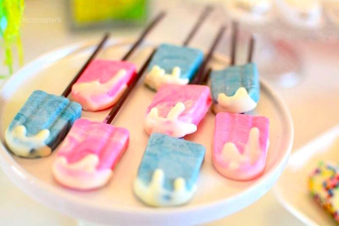 Desserts from a Candy Land Birthday Party on Kara's Party Ideas | KarasPartyIdeas.com (15)