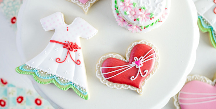 Dolly and Me Valentine Tea Party on Kara's Party Ideas | KarasPartyIdeas.com (1)