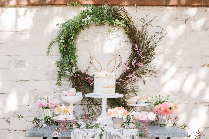 Floral Easter Brunch on Kara's Party Ideas | KarasPartyIdeas.com (16)