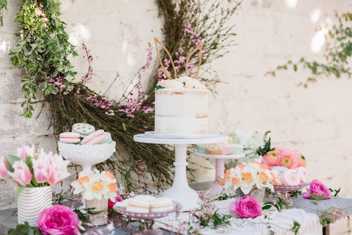 Floral Easter Brunch on Kara's Party Ideas | KarasPartyIdeas.com (8)