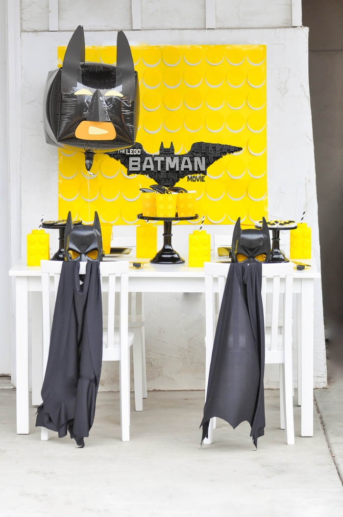 Kara S Party Ideas Lego Batman Party Kara S Party Ideas