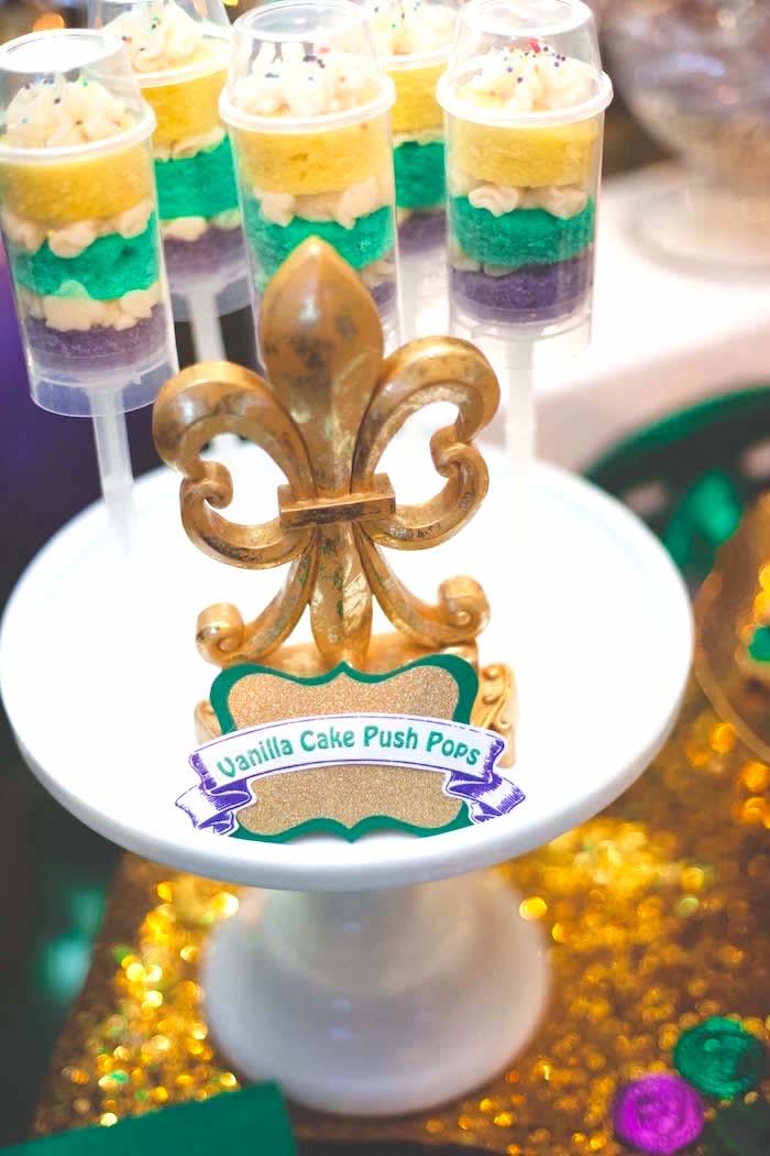 Cake Pops New Orleans