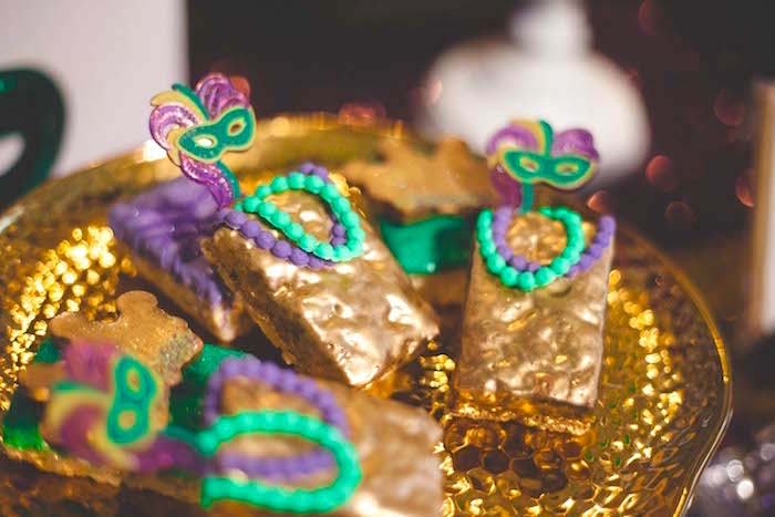 We'll have classic Mardi Gras drinks like Hurricanes and Hand Grenades, beaded Mardi Gras necklaces to collect at different venues, live entertainment and thousands of .