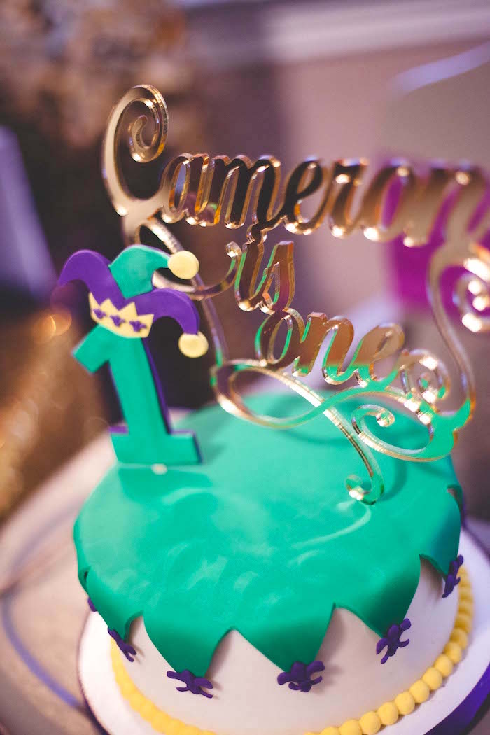 Marvelous Karas Party Ideas Mardi Gras Birthday Party Karas Party Ideas Funny Birthday Cards Online Alyptdamsfinfo