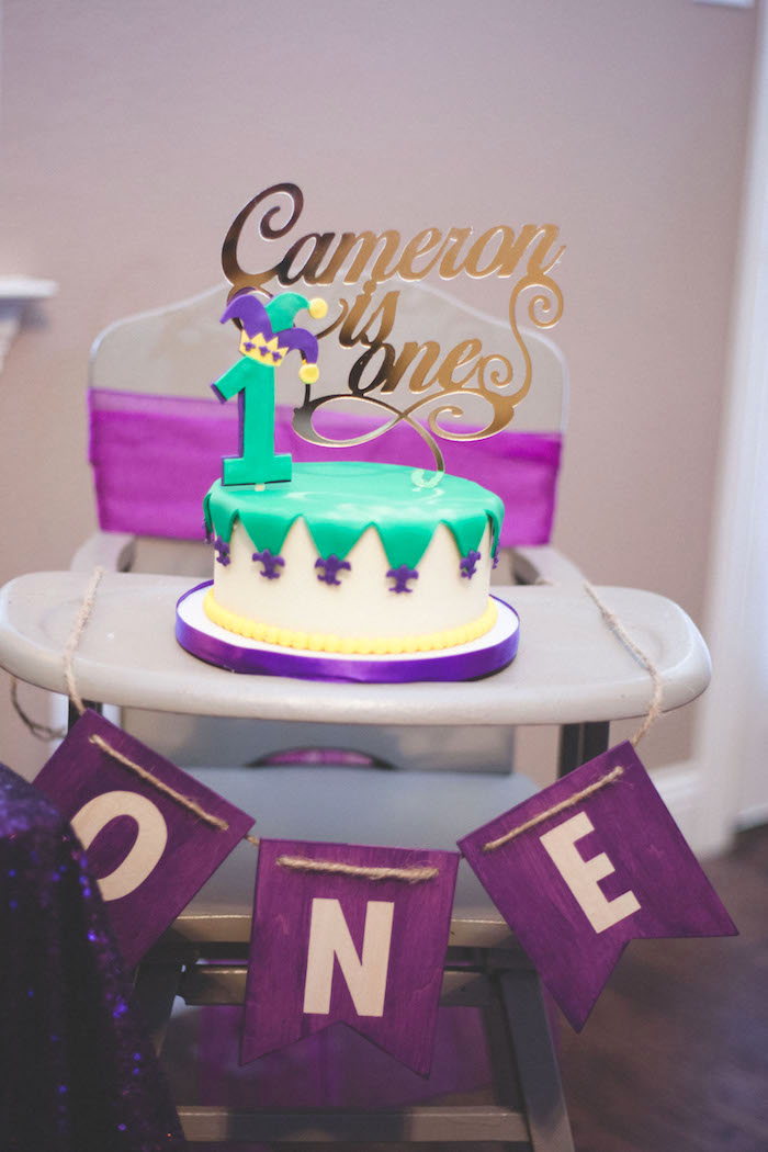 Swell Karas Party Ideas Mardi Gras Birthday Party Karas Party Ideas Funny Birthday Cards Online Alyptdamsfinfo
