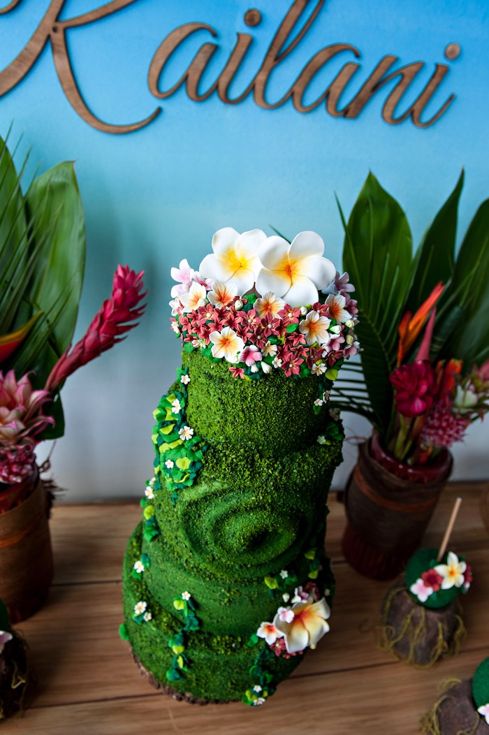 Karas Party Ideas Moana Inspired Birthday