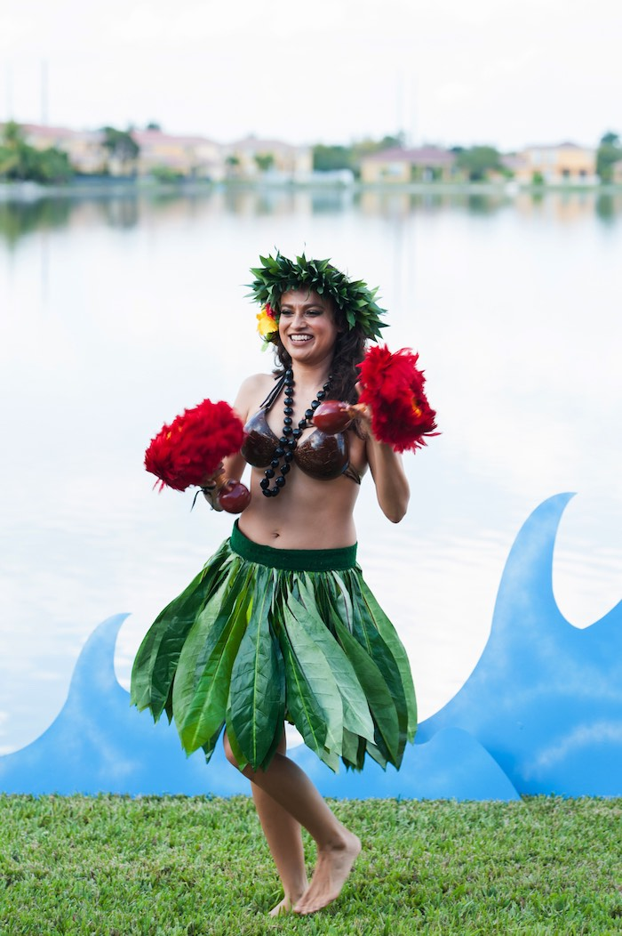 Moana Inspired Birthday Party on Kara's Party Ideas | KarasPartyIdeas.com (11)
