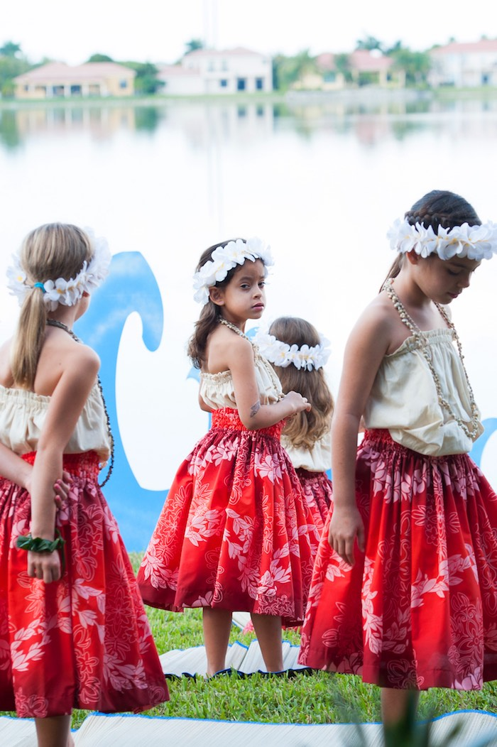 Moana Inspired Birthday Party on Kara's Party Ideas | KarasPartyIdeas.com (9)
