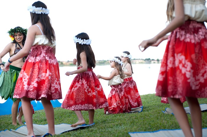 Moana Inspired Birthday Party on Kara's Party Ideas | KarasPartyIdeas.com (8)