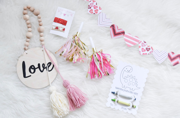 Favors from a Mom & Me Valentine's Day Party on Kara's Party Ideas | KarasPartyIdeas.com (4)