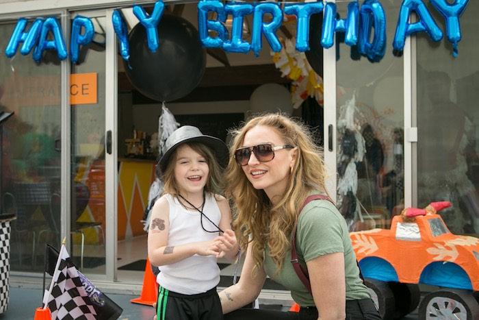 Monster Truck Birthday Party on Kara's Party Ideas | KarasPartyIdeas.com (3)