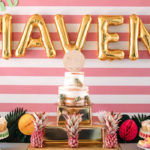 Party Like a Pineapple Tropical Birthday Party on Kara's Party Ideas | KarasPartyIdeas.com (1)