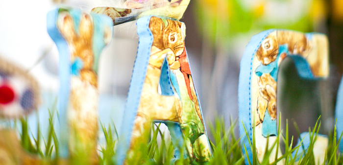 Peter Rabbit Birthday Party on Kara's Party Ideas | KarasPartyIdeas.com (3)