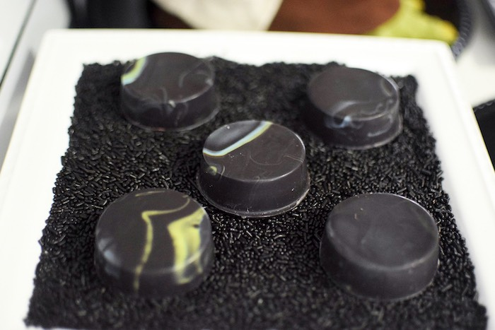 Chocolate covered Oreos from a Star Wars Birthday Party on Kara's Party Ideas | KarasPartyIdeas.com (15)