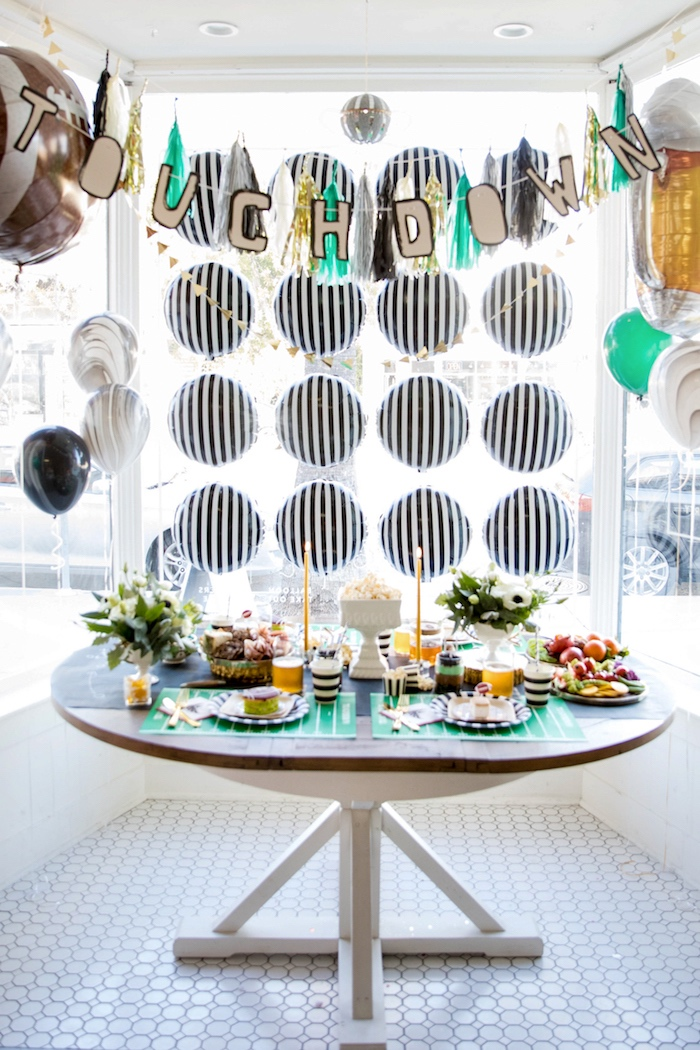 SuperBowl Sunyay Football Party on Kara's Party Ideas | KarasPartyIdeas.com (15)