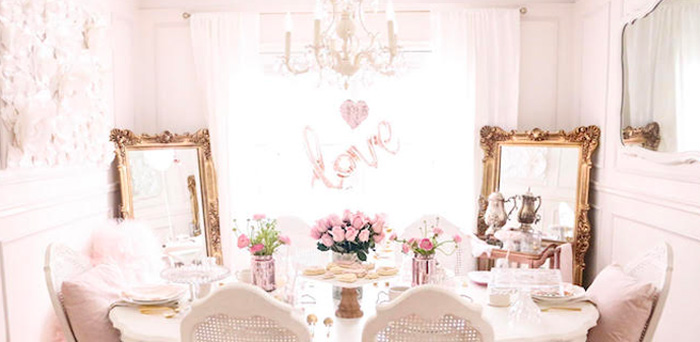 Sweet and Elegant Valentine's Day Party on Kara's Party Ideas | KarasPartyIdeas.com (3)